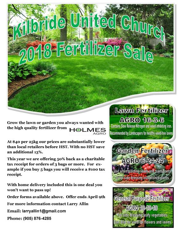 Fertilizer Flyer 2